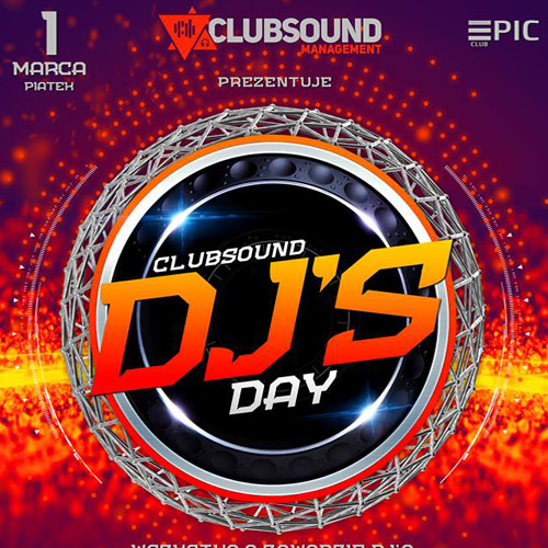 Clubsound DJ's Day 2019