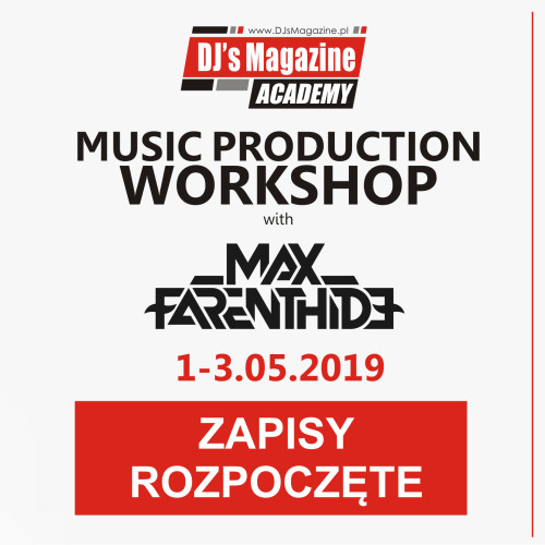 Music Production Workshop - Dj's Magazine Academy