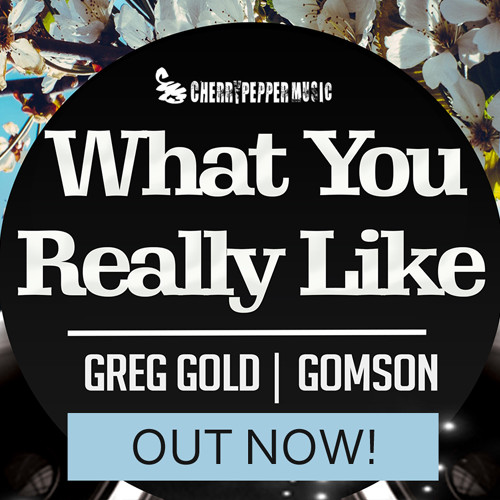 GREG GOLD & GOMSON - What You Really Like